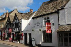 The White Hart Inn, High Street, Winchcombe