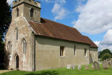 St. Nicholas Church, Steventon