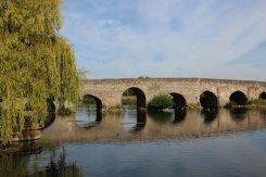 Bridge, River Avon, Bidford-on-Avon