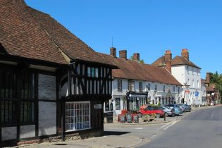 Saxon Warrior Pharmacy, The Square, Lenham