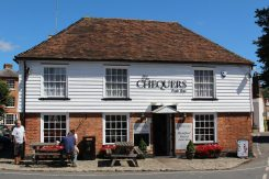 The Chequers Fish Bar, Lenham