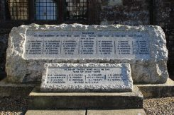 War Memorial, St. Mary's Church, Lenham