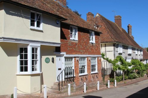Clifton Cottage and Cumberland House, Chilham