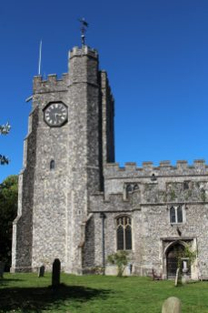 St. Mary's Church, Chilham