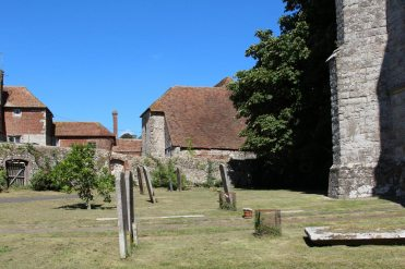 St. Peter and St. Paul Churchyard, Charing
