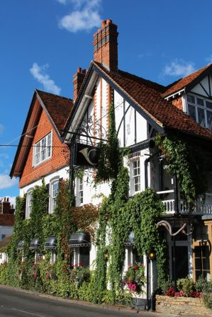The French Horn Hotel, Sonning