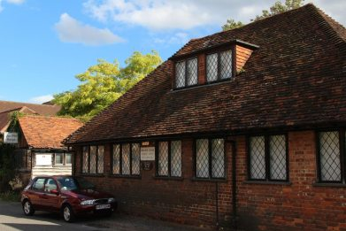 The Old Forge, Sonning