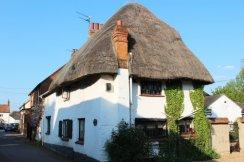 Thatched cottage, Haddenham