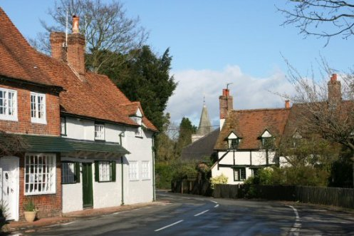 The Square, Yattendon