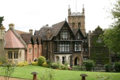 Abbey Hotel, Great Malvern