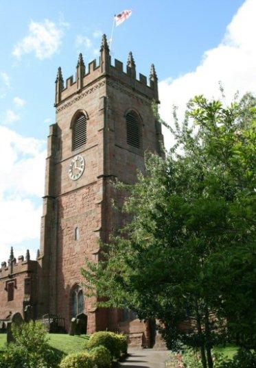 All Saints Church, Claverley