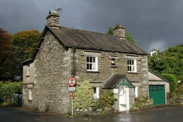 Anvil Cottage, The Tale of Samuel Whiskers, Beatrix Potter, Near Sawrey