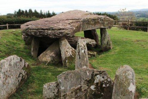 Arthur's Stone, Dorstone