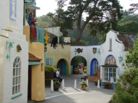 Battery Square, Portmeirion