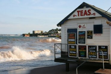Beach Refreshment Stall, Paignton