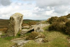 Below Sharp Tor, Dartmoor