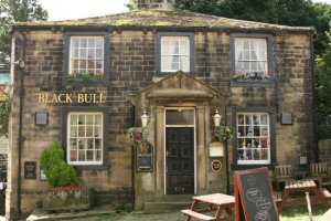 Black Bull, Main Street, Haworth