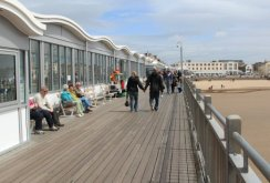 Boardwalk, Grand Pier, Weston-super-Mare