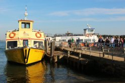 Brownsea Island Ferries, Brownsea Island