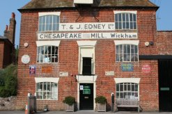Chesapeake Mill, Bridge Street, Wickham