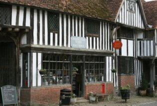 Chiddingstone Stores and Post Office, Chiddingstone