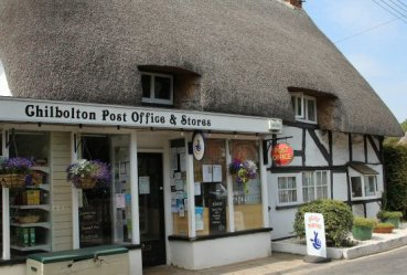Chilbolton Post Office and Stores, Chilbolton
