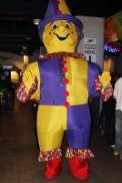 Clown, Grand Pier, Weston-super-Mare