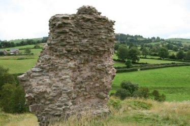 Clun Castle, Clun