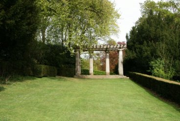 Columns, Long Walk, Polesden Lacey, Great Bookham