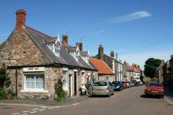 Corner Shop, Marygate, Holy Island, Lindisfarne