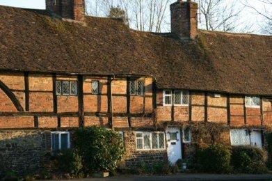Cottages, Detillens Lane, Limpsfield