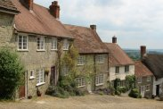 Cottages, Gold Hill, Shaftesbury
