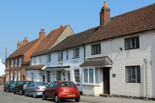Cottages, High Street, Lambourn