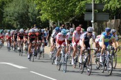 Croatia. London – Surrey Cycle Classic Race, 14th August 2011