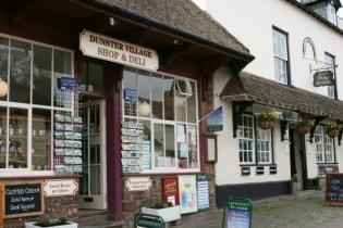 Dunster Village Shop, Dunster, Exmoor