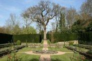 Dutch Garden, Clandon Park, West Clandon