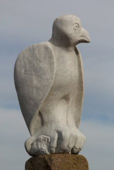Eagle Sculpture, Stone Jetty, Morecambe