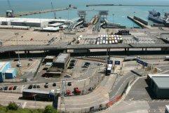Eastern Docks, Dover Harbour, Dover