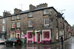 Emily's Tearooms, Market Square, Kirkby Lonsdale