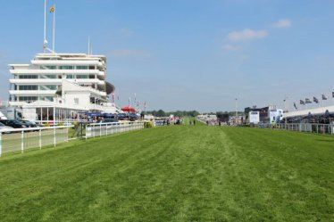 Epsom Downs Racecourse, Queen's Diamond Jubilee, The Epsom Derby