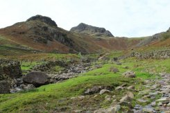 Footpath to Dungeon Ghyll, Great Langdale
