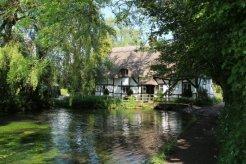 Fulling Mill, River Alre, Alresford