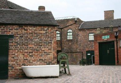 Gladstone Pottery Museum, Longton, Stoke-on-Trent