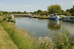 Gloucester and Sharpness Canal, Purton