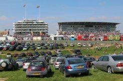 Grandstands, Queen's Diamond Jubilee, The Epsom Derby