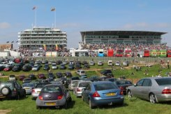 Grandstands, Queen's Diamond Jubilee, The Epsom Derby