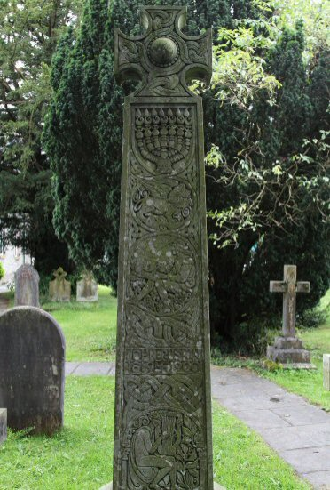 Grave of John Ruskin, St. Andrew's Church, Coniston