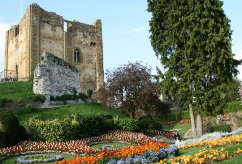 Guildford Castle and Grounds, Guildford