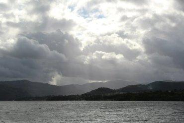 Helvellyn Range, from Pooley Bridge, Ullswater