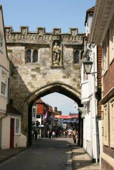 High Street Gate, Salisbury